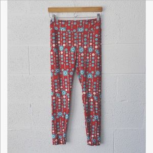 LuLaRoe Captain America Women's leggings OS